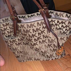Handbags - Michael Kors brown purse